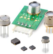 Excelitas Thermal IR Sensors define state-of-the-art for Pyroelectric Detectors, Thermopile Detectors and range of specialized modules and arrays.