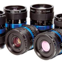 LINOS MeVis Lenses for High-Resolution C-Mount Sensors up to 1""