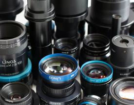 Excelitas offers a wide range of LINOS Machine Vision Lenses and custom imaging solutions