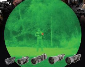 Excelitas is a technology leader in the design, development, manufacture and in-service support of a wide range of Night Vision Equipment