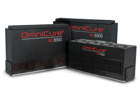 OmniCure LED large area UV curing systems
